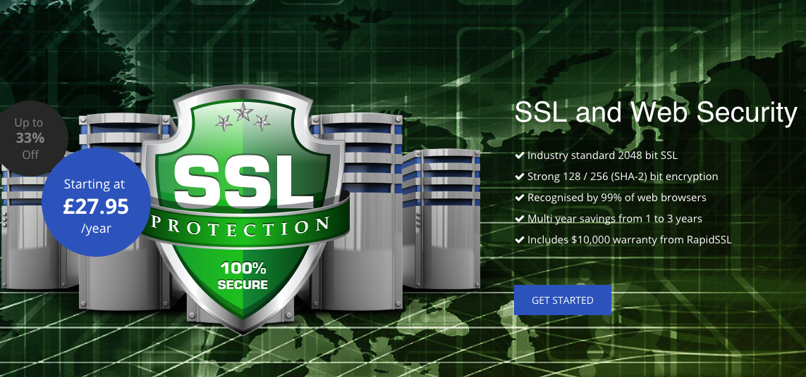 Save 33 On New Ssl Certificates Ukc